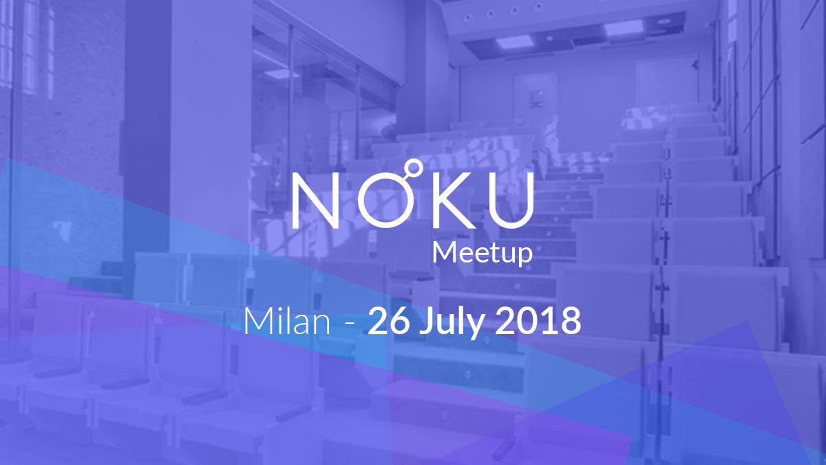 Noku Team Meetups