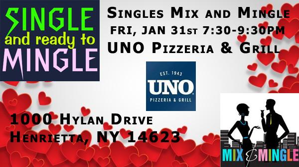 Rochester singles mingle