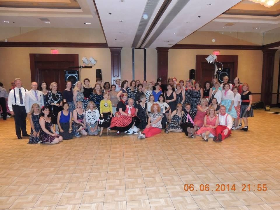 The Herndon/Reston Swing Dancing Meetup Group