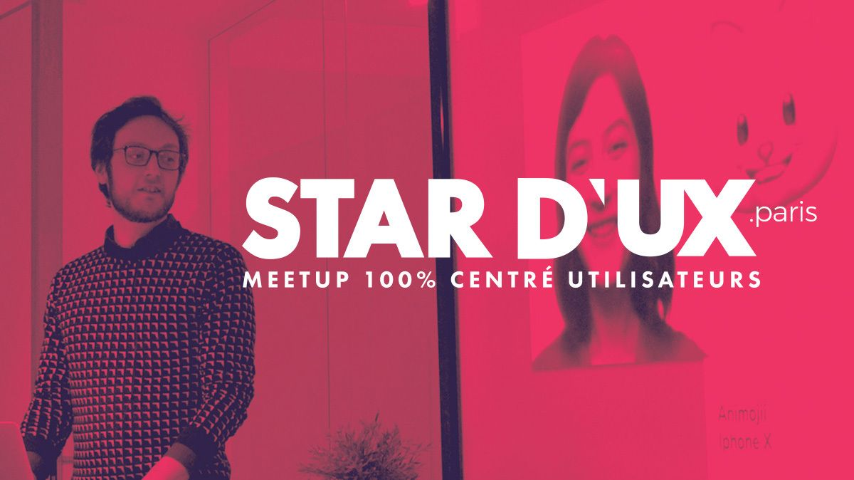 Star d'UX .Paris