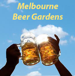 Melbourne Beer Gardens 🍻