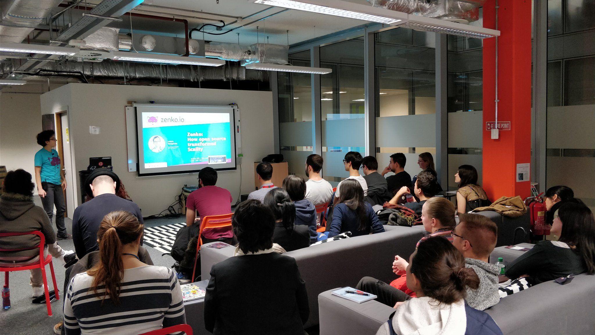 Dublin Open Source meetup launch event | Meetup