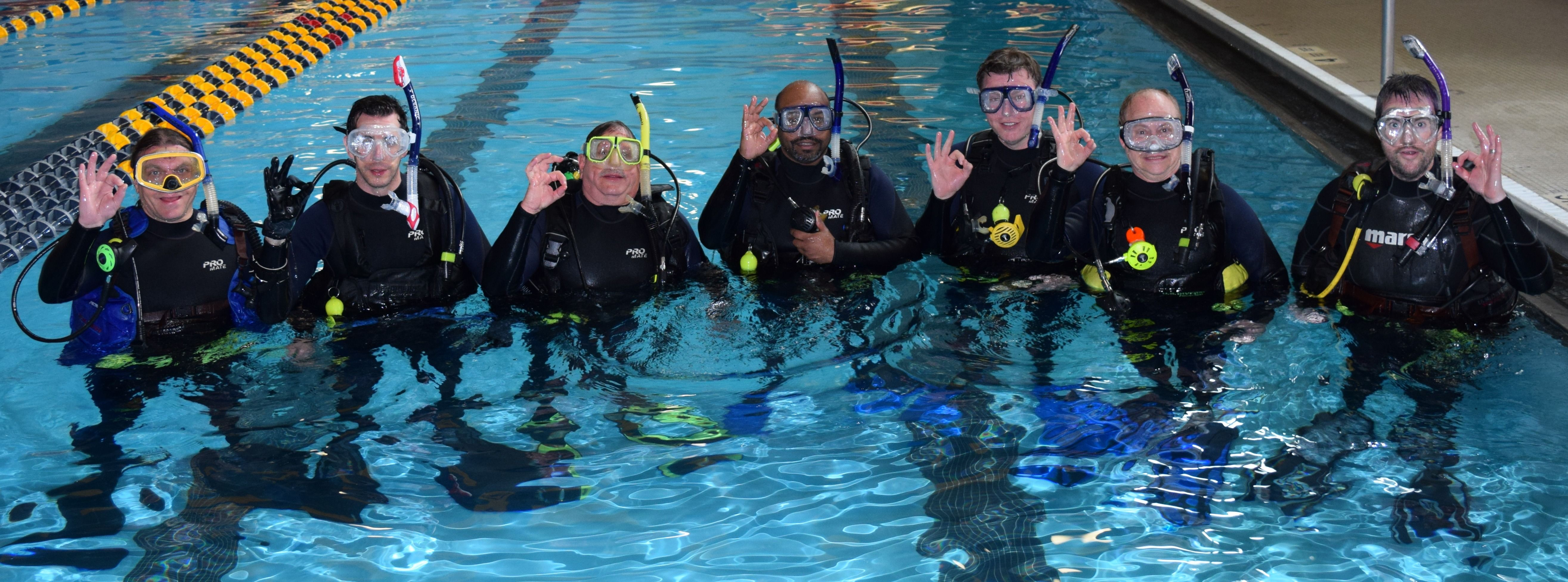 The Southern Connecticut Scuba Meetup Group