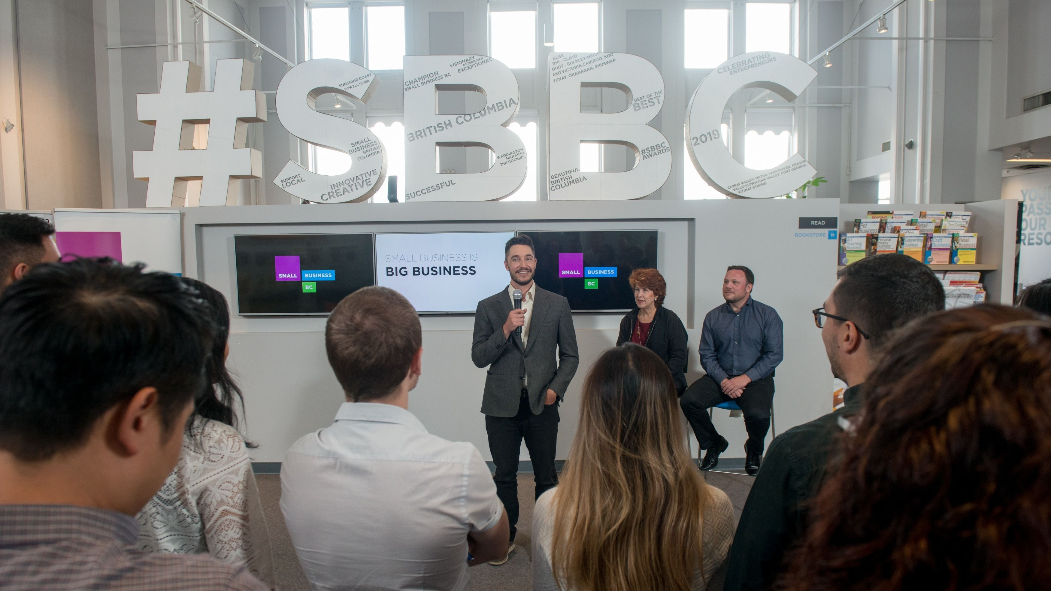 Small Business BC Meetup