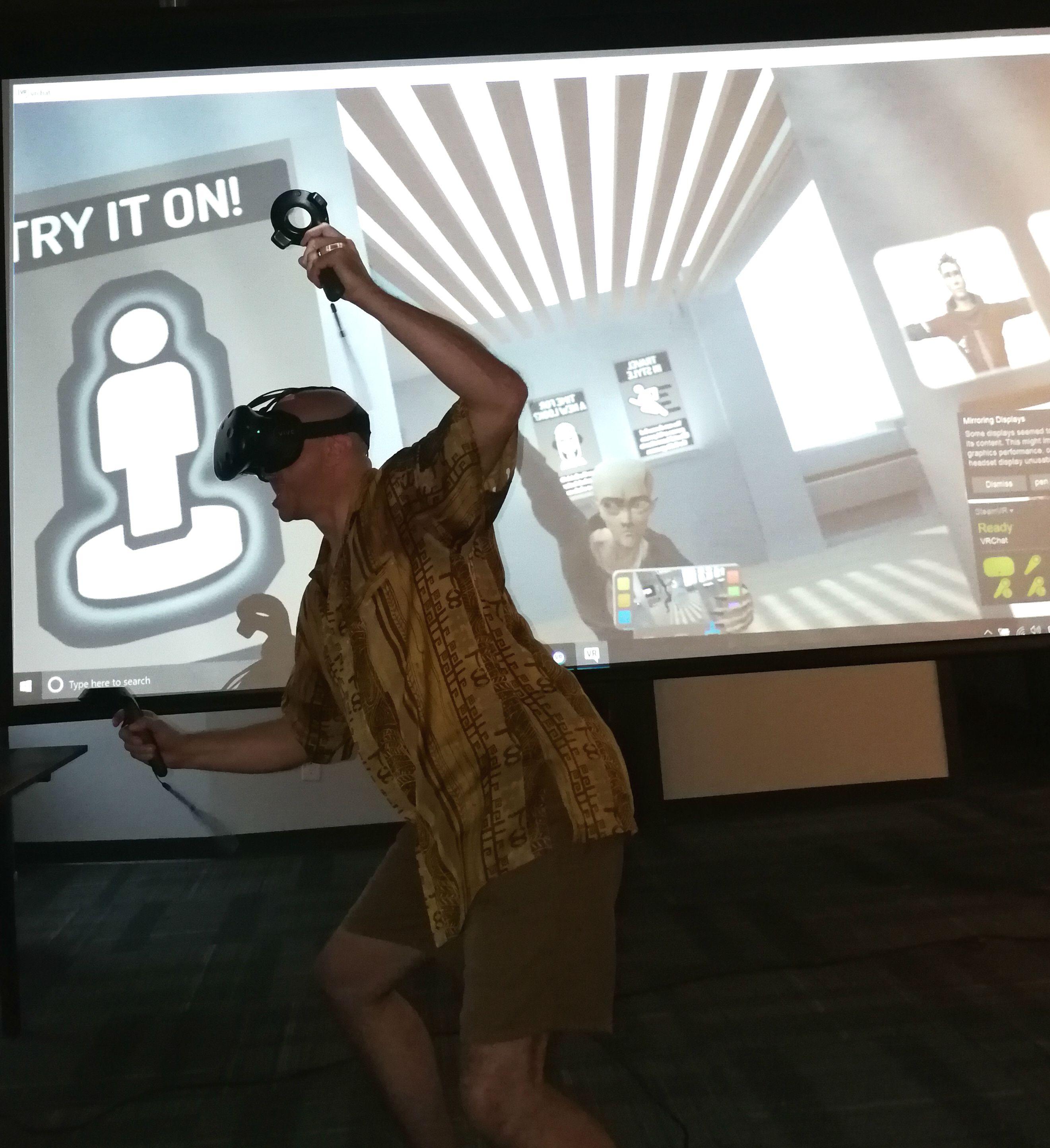 VR Society: Virtual - Augmented - Mixed Reality Meetup