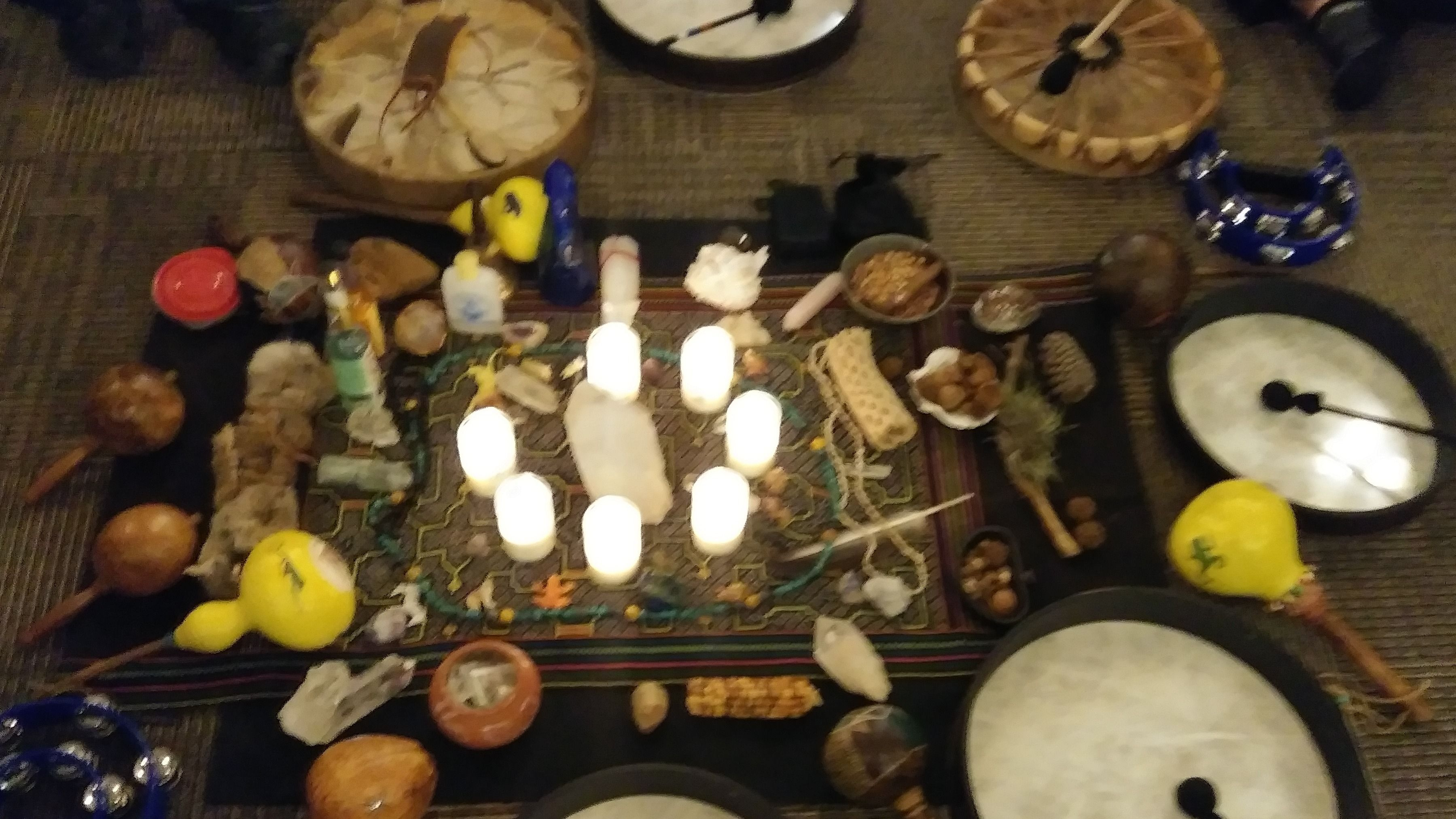 Sacred Circle Shamanism and Metaphysical Meetup of Houston