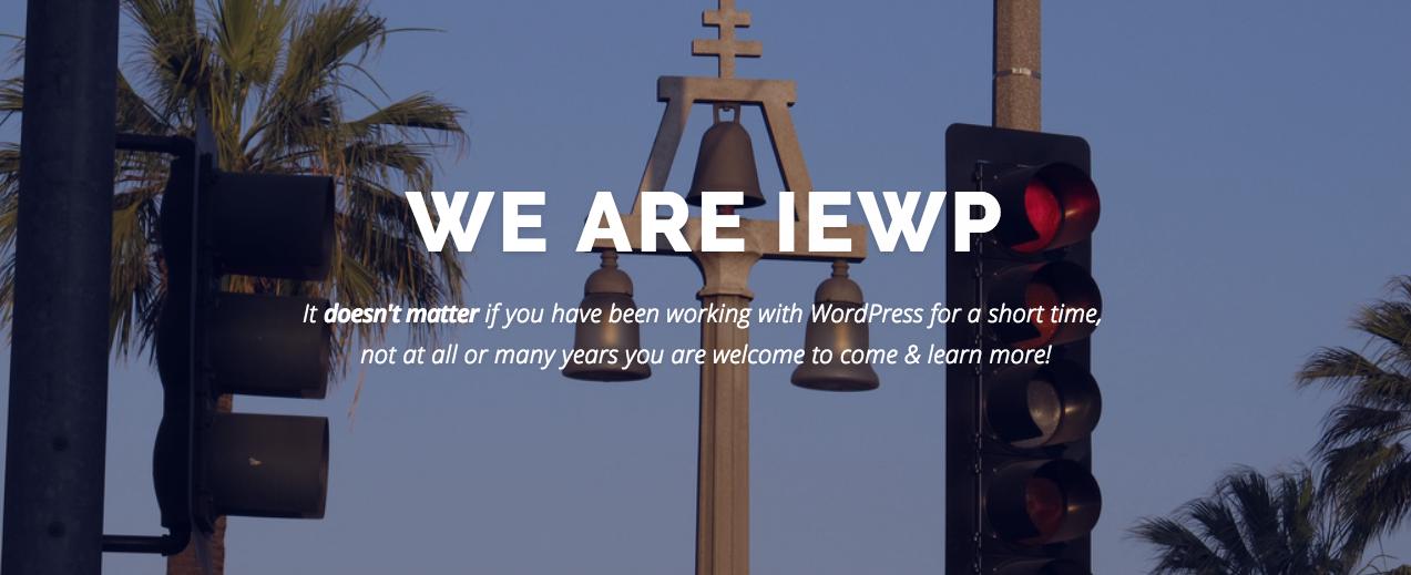 Inland Empire WordPress Meetup Group