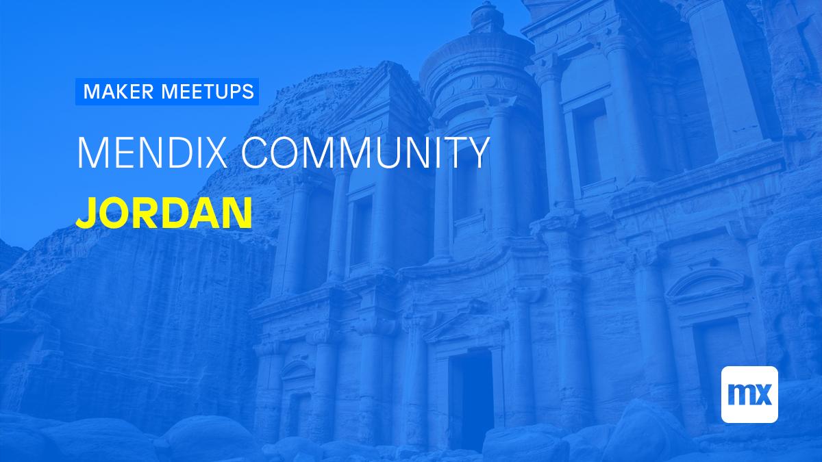 Mendix Community Jordan