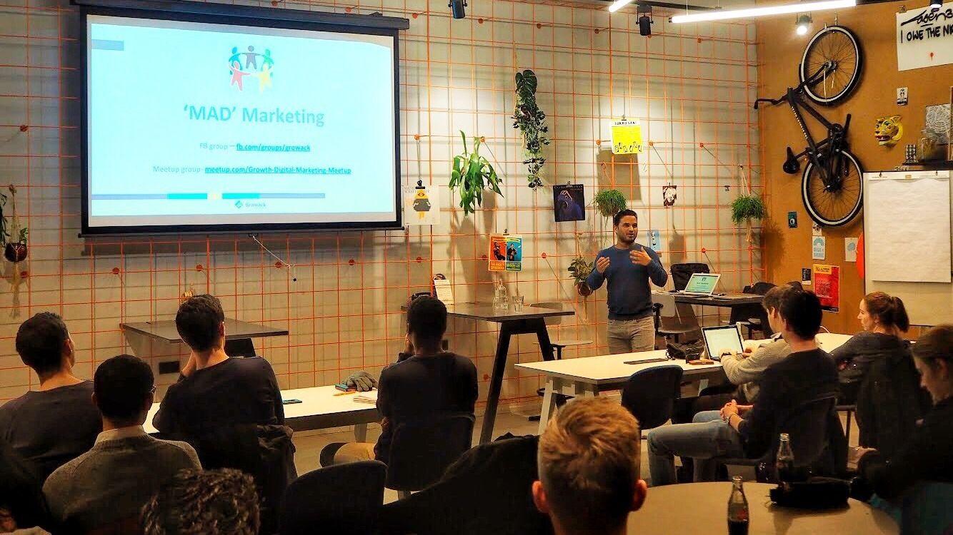 Growack- Growth & Digital Marketing Meetup