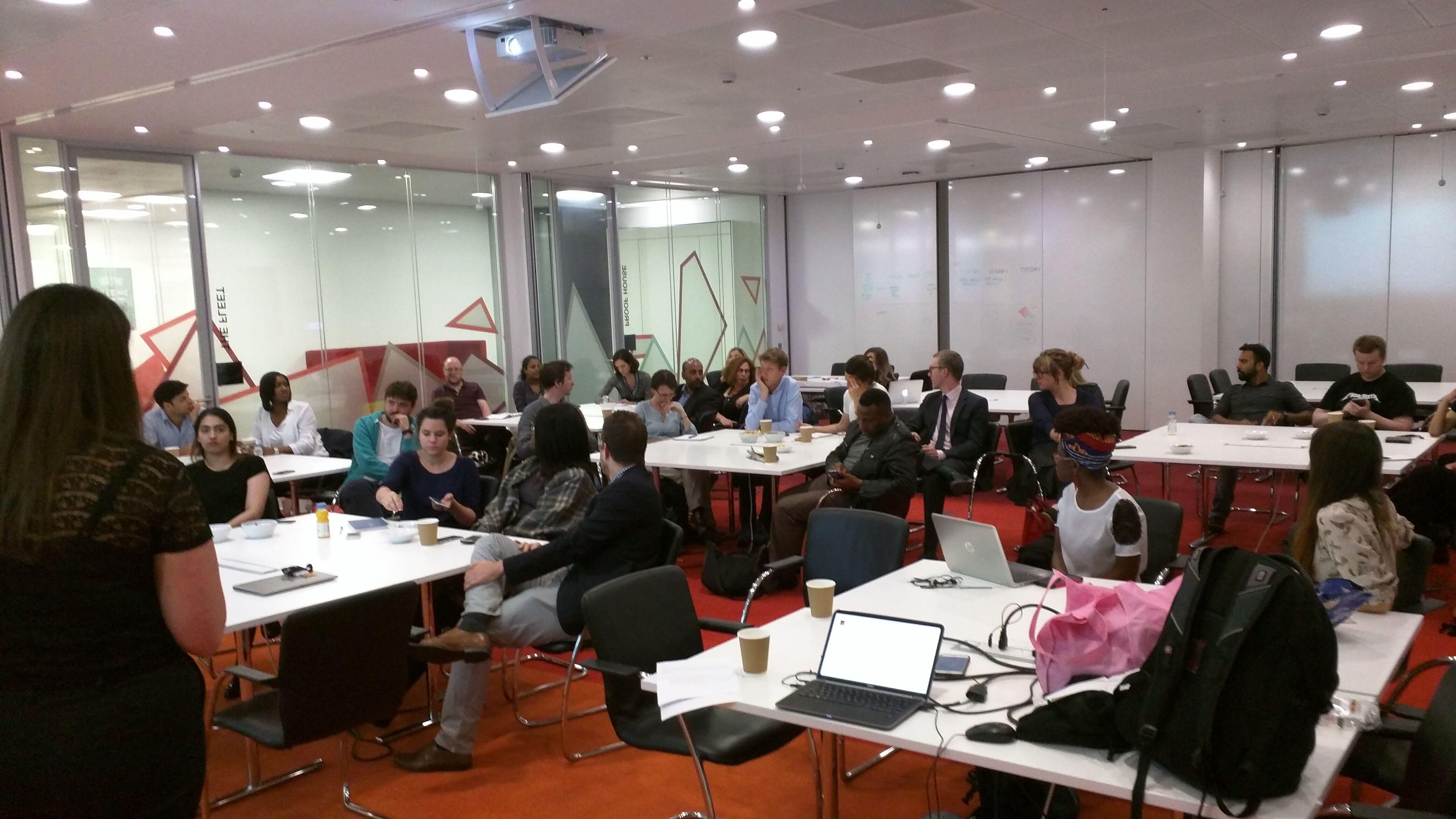 London ICT4D Group