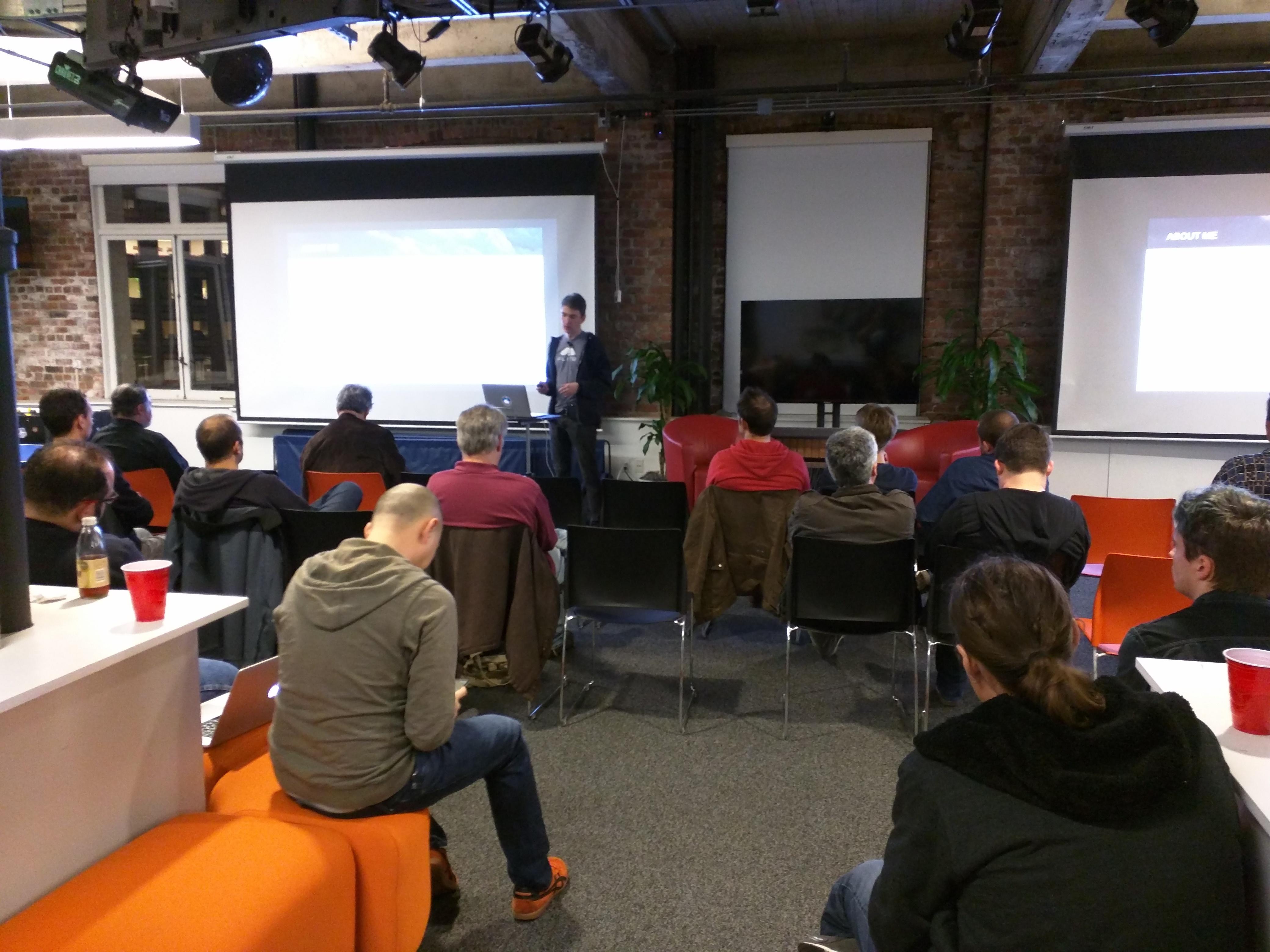 #SFMySQL Meetup