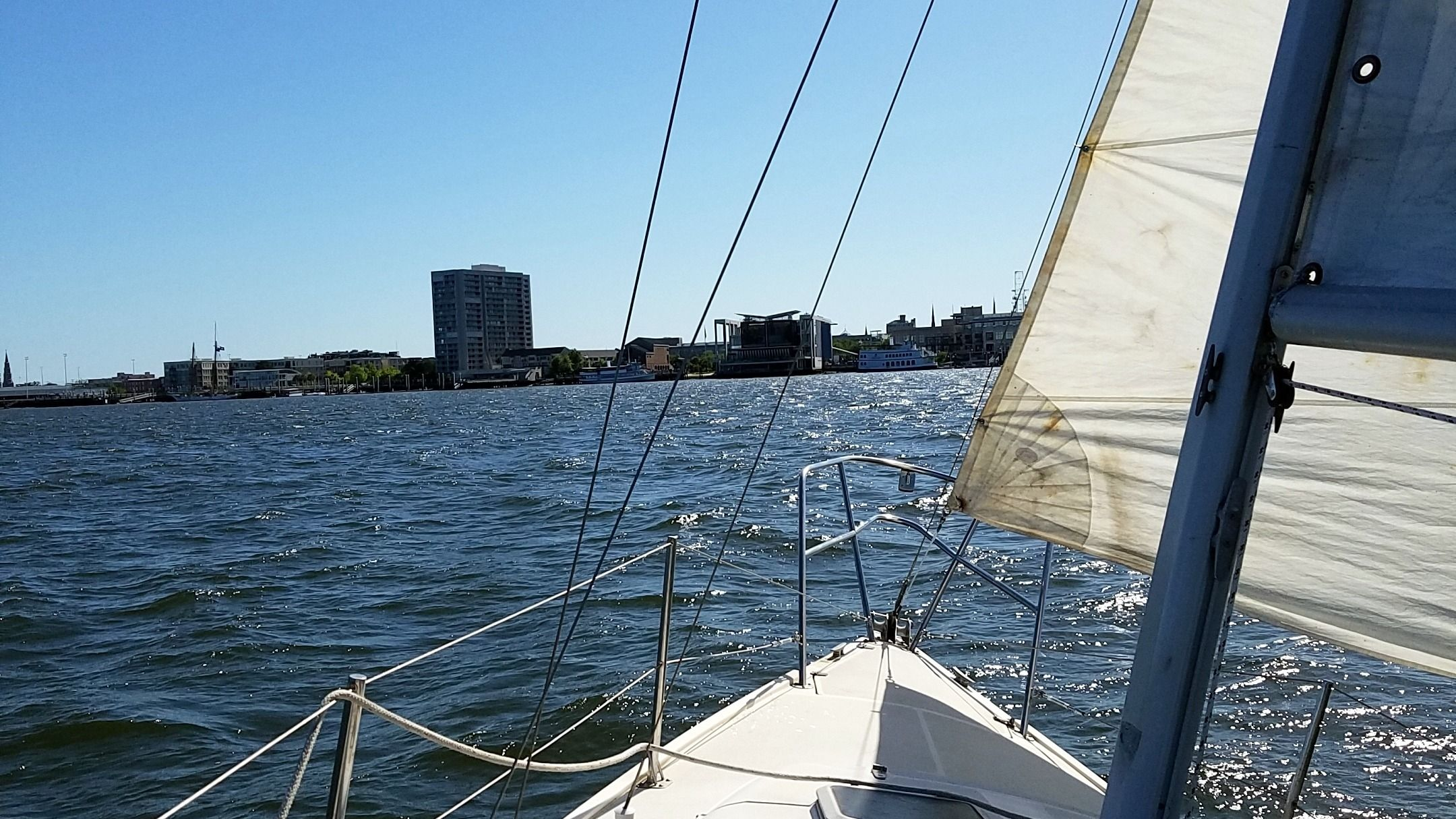 Charleston Sailing Opportunities