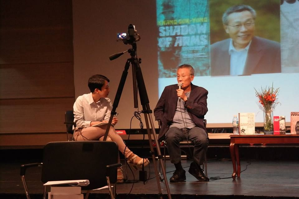 Seoul Book and Culture Club hosted by Barry Welsh