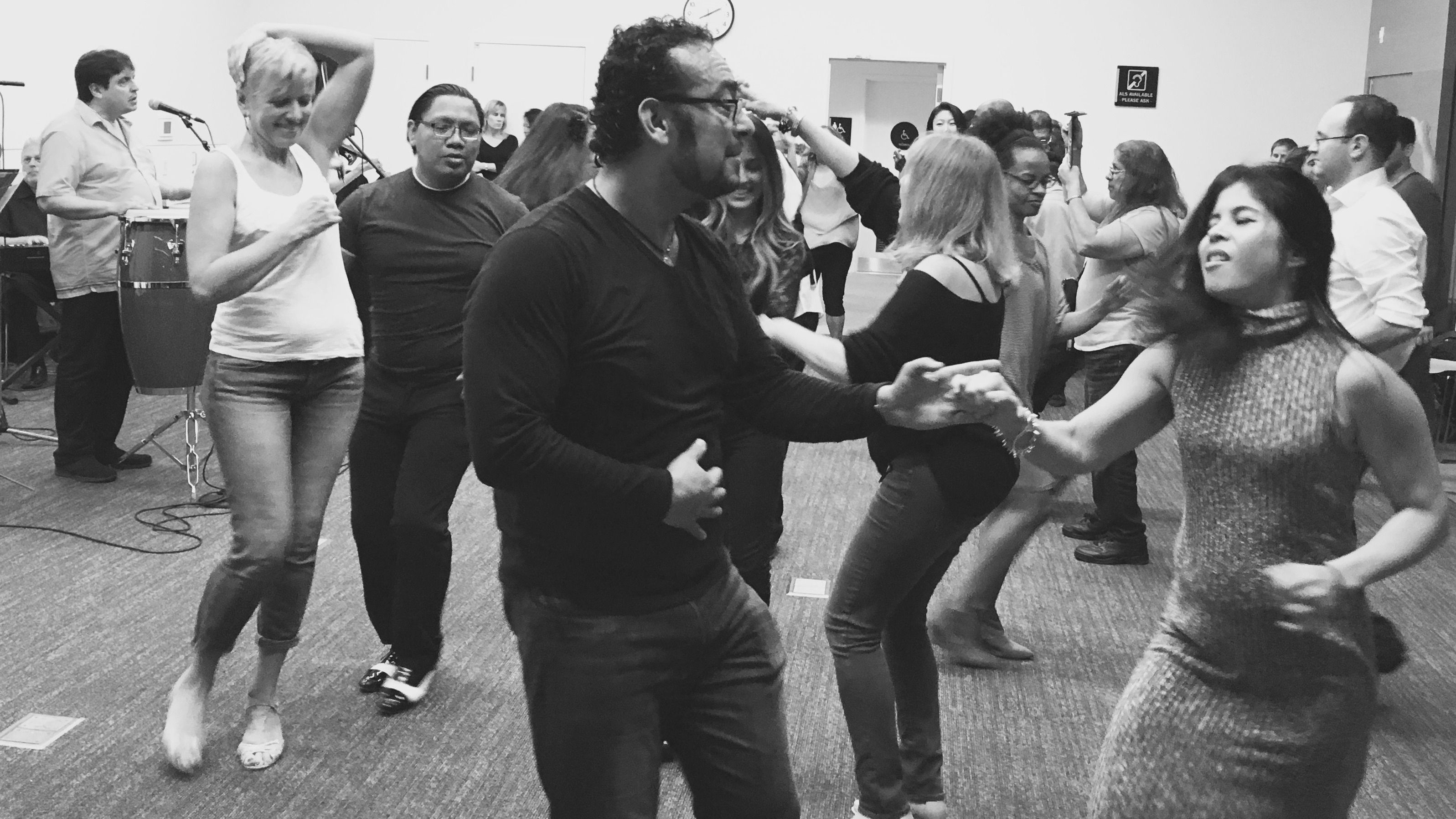 L.A. South Bay Salsa Dancers