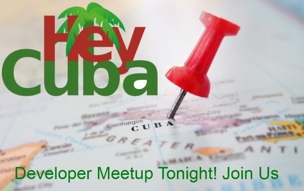 HeyCuba Software Developer Meetup