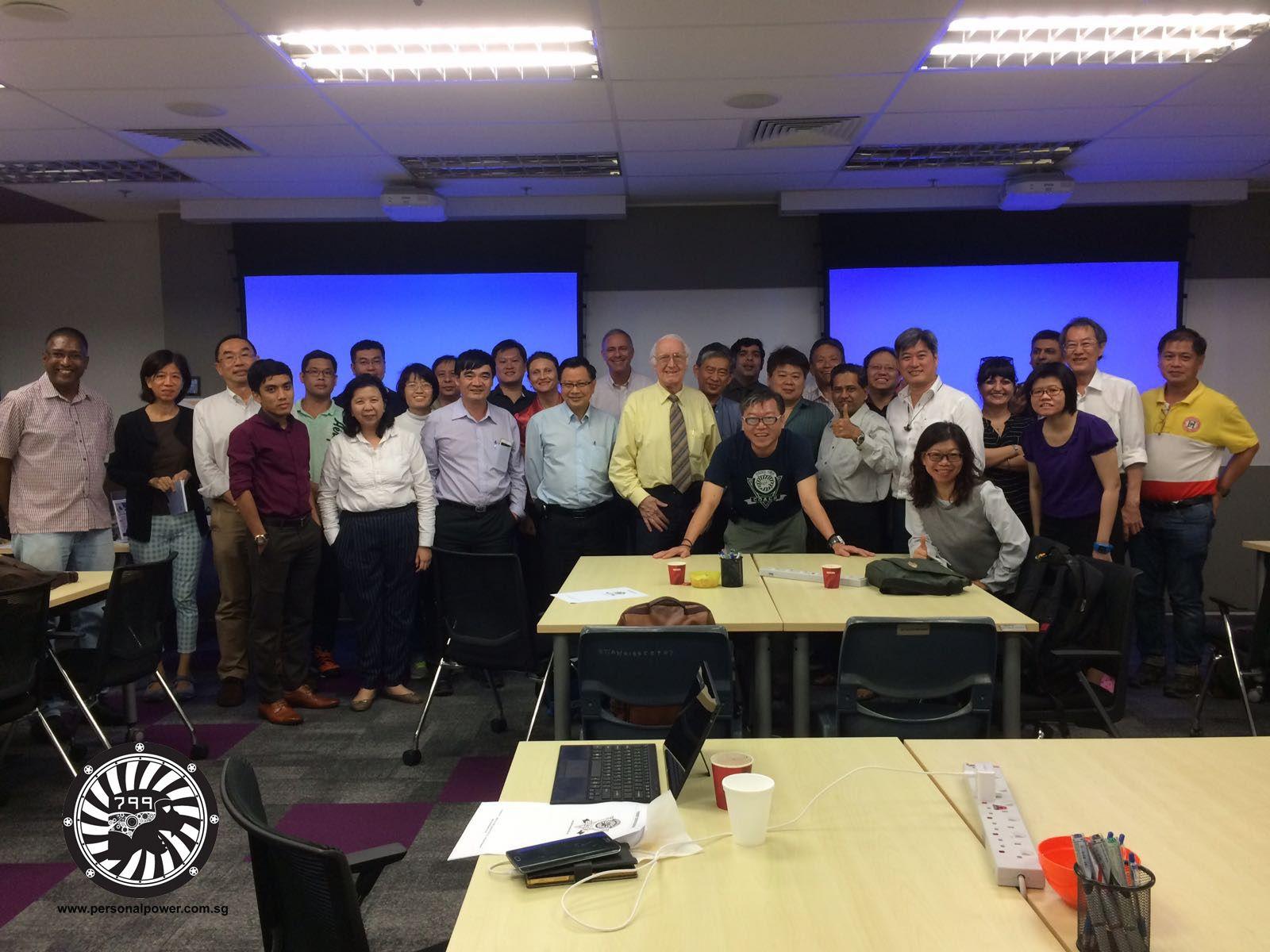 Millionaire Entrepreneur Network Singapore
