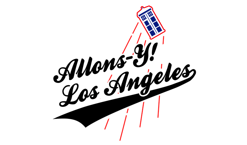 Allons-y! Los Angeles - Doctor Who Meetup