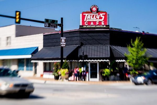 event in Tulsa: Breakfast at Tally's - Cinco de Mayo