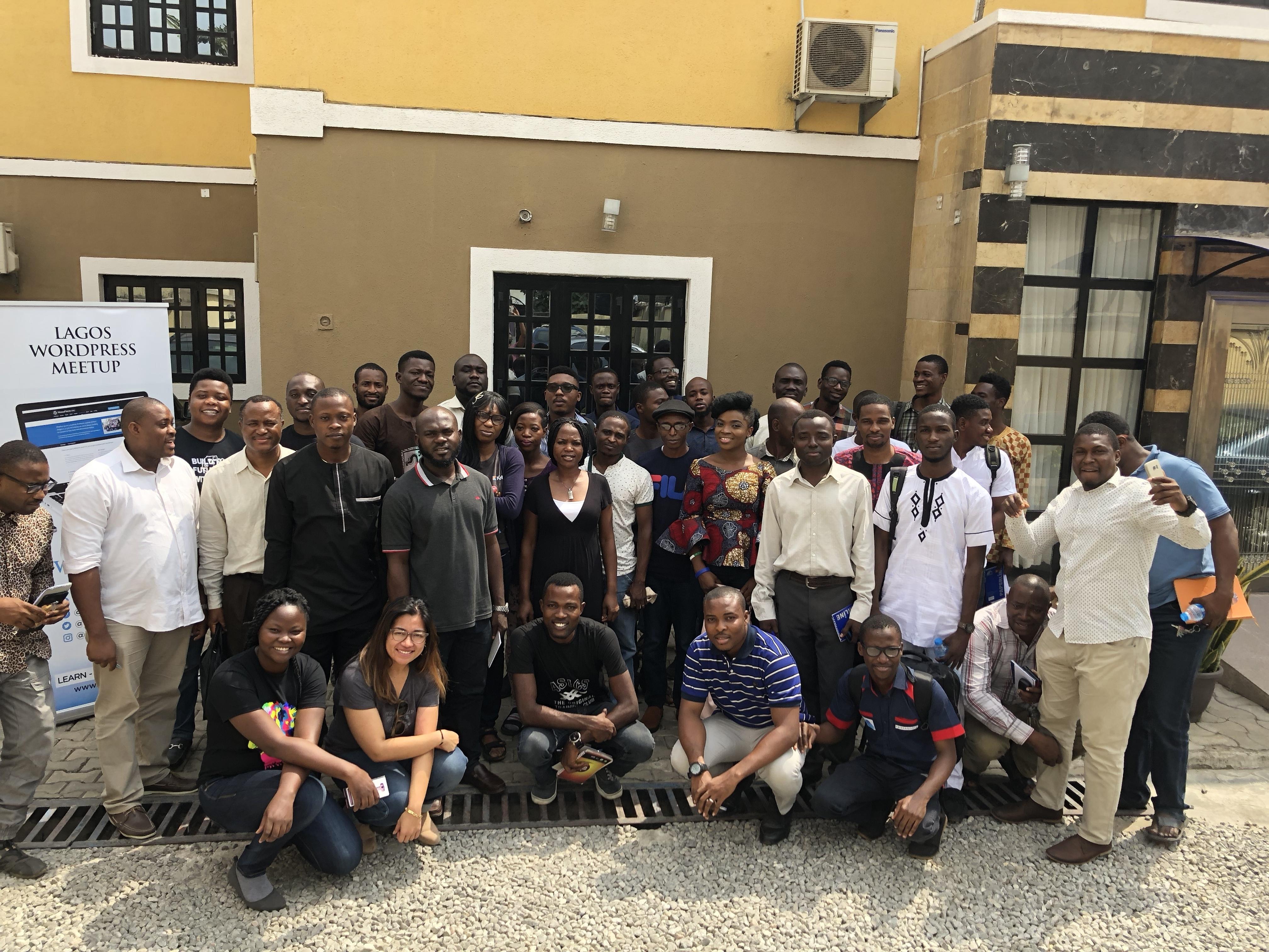 Lagos WordPress Community