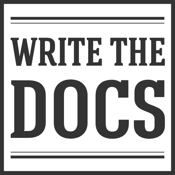 Write The Docs Amsterdam