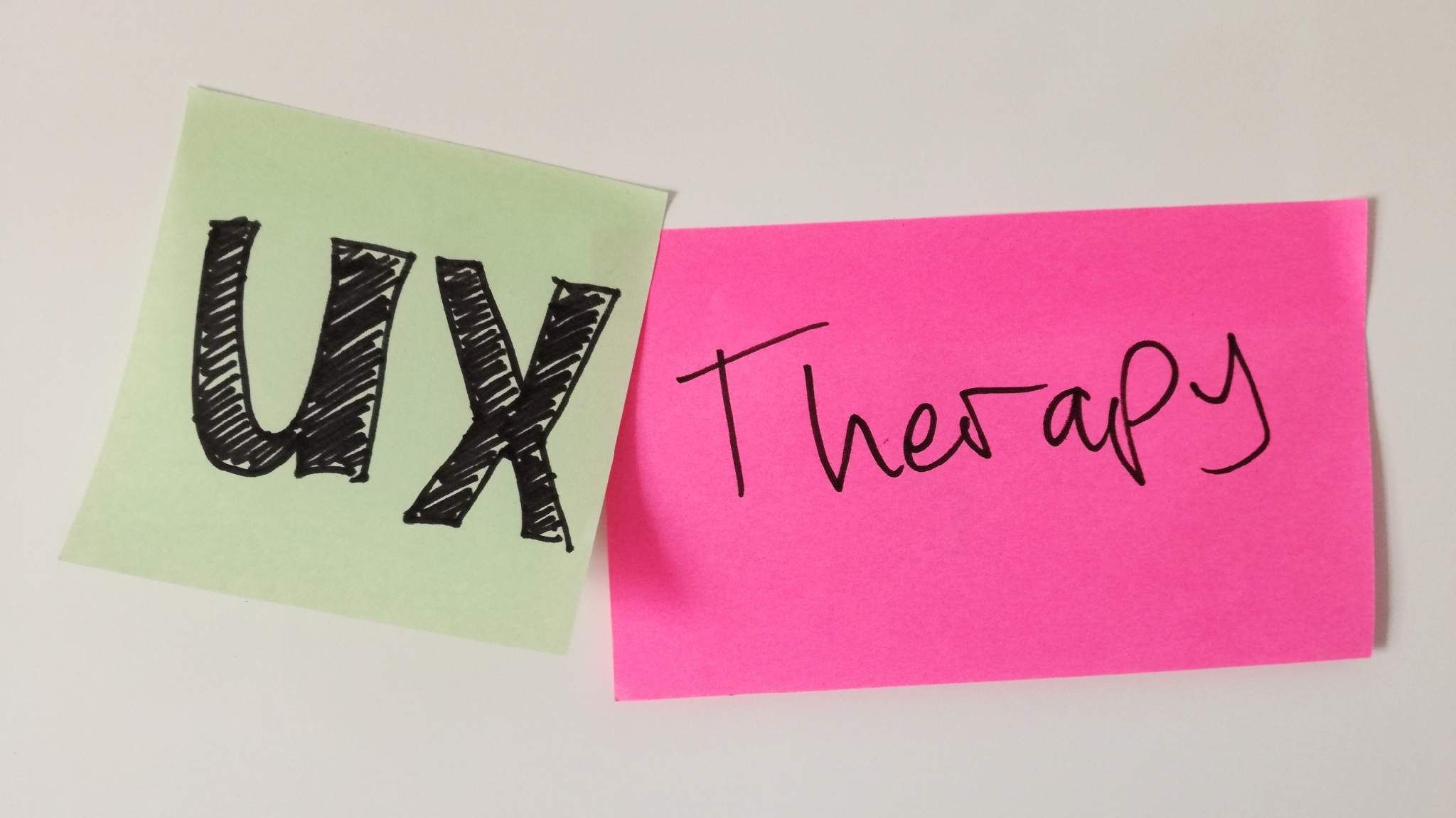UX Therapy