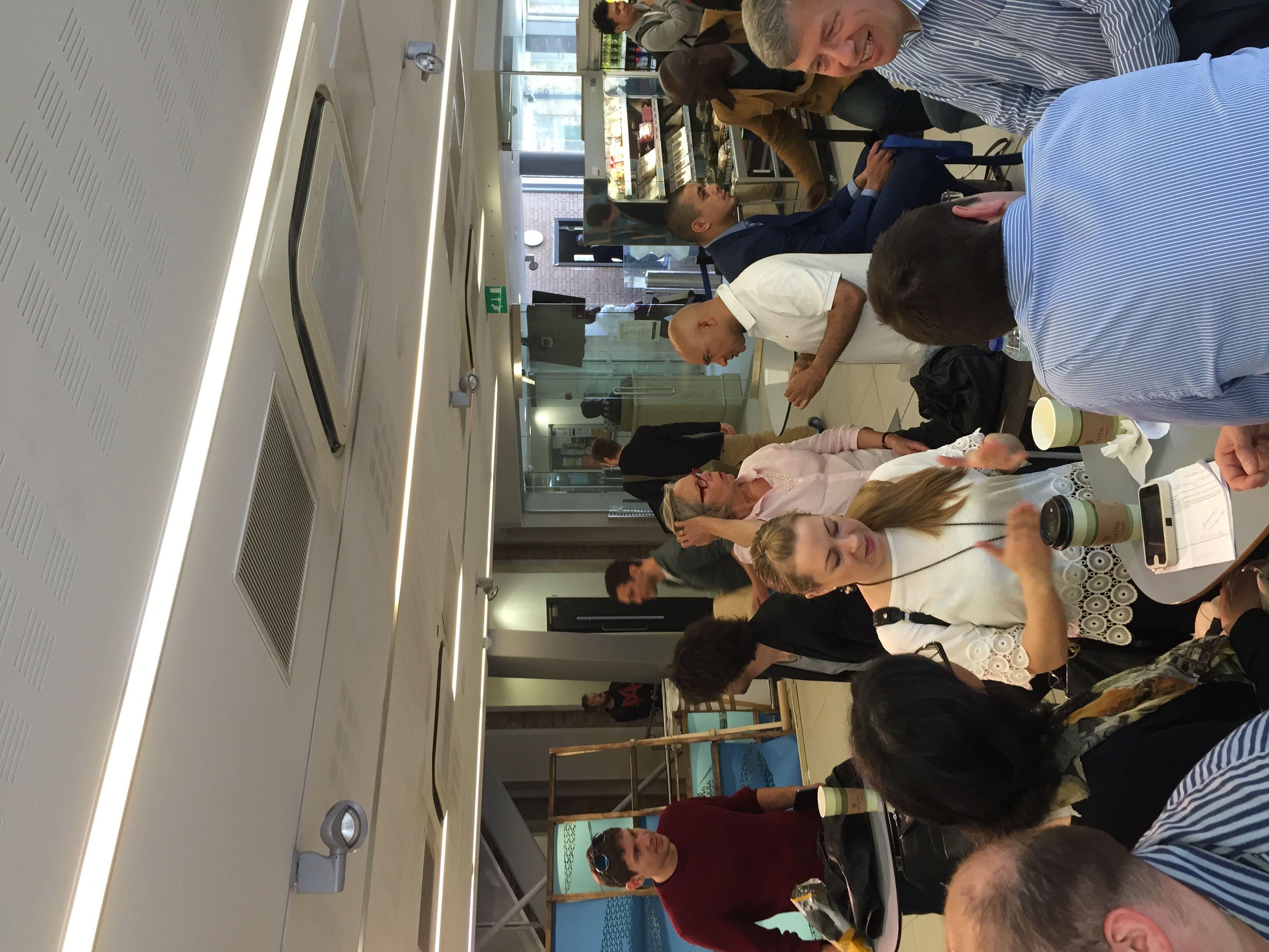 London OpenCoffee Meetup