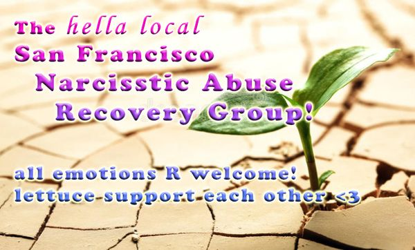 San Francisco Narcissistic Abuse Recovery Support Group (San