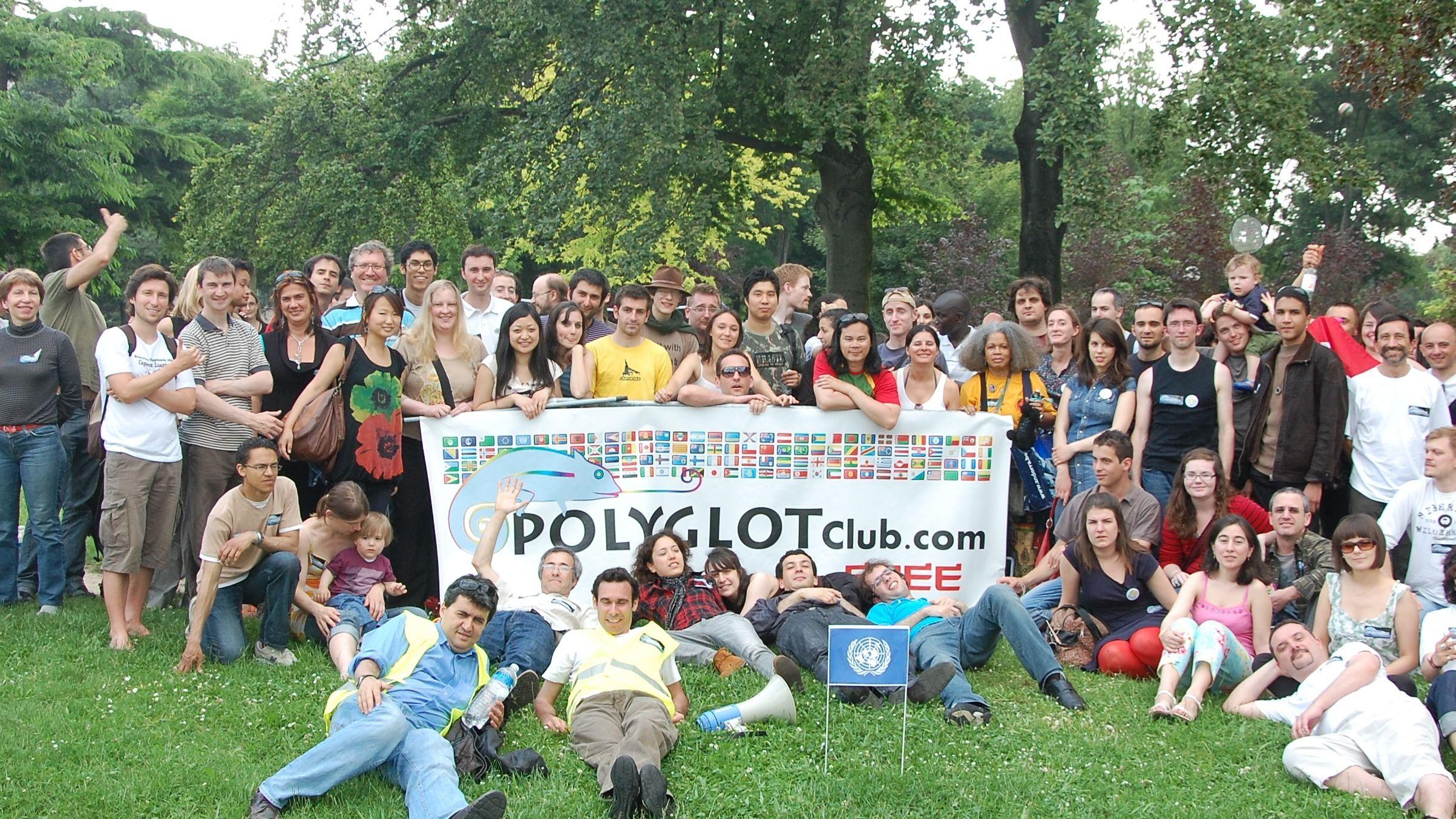☼ Polyglot Club Aix-en-Provence