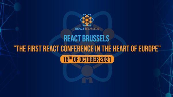 React Brussels By BeJS