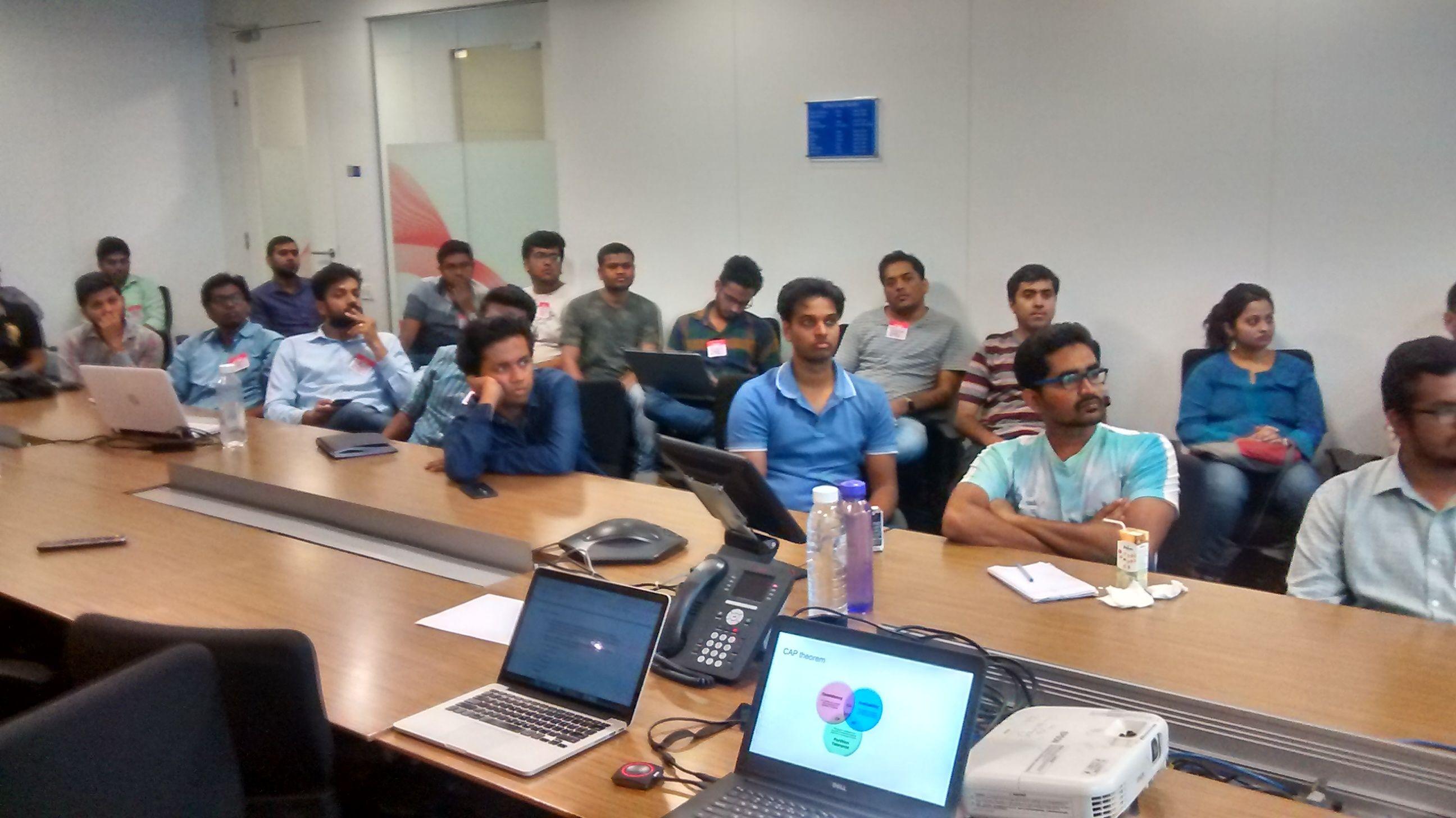 Java Meetup - Bangalore