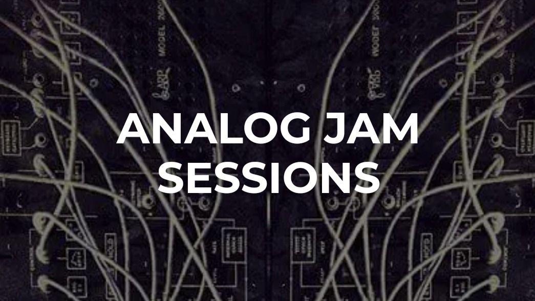 Jam: Analog Jam Sessions Berlin