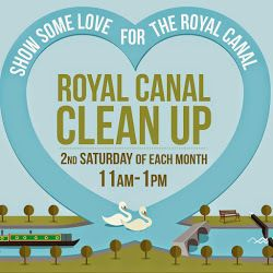 Monthly Royal Canal Clean-up
