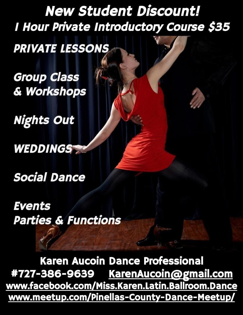Introductory Dance Lesson