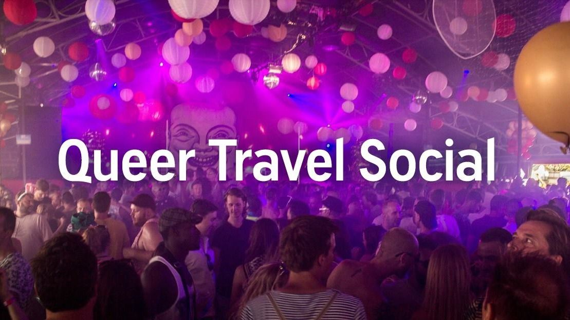 Queer Travel Social