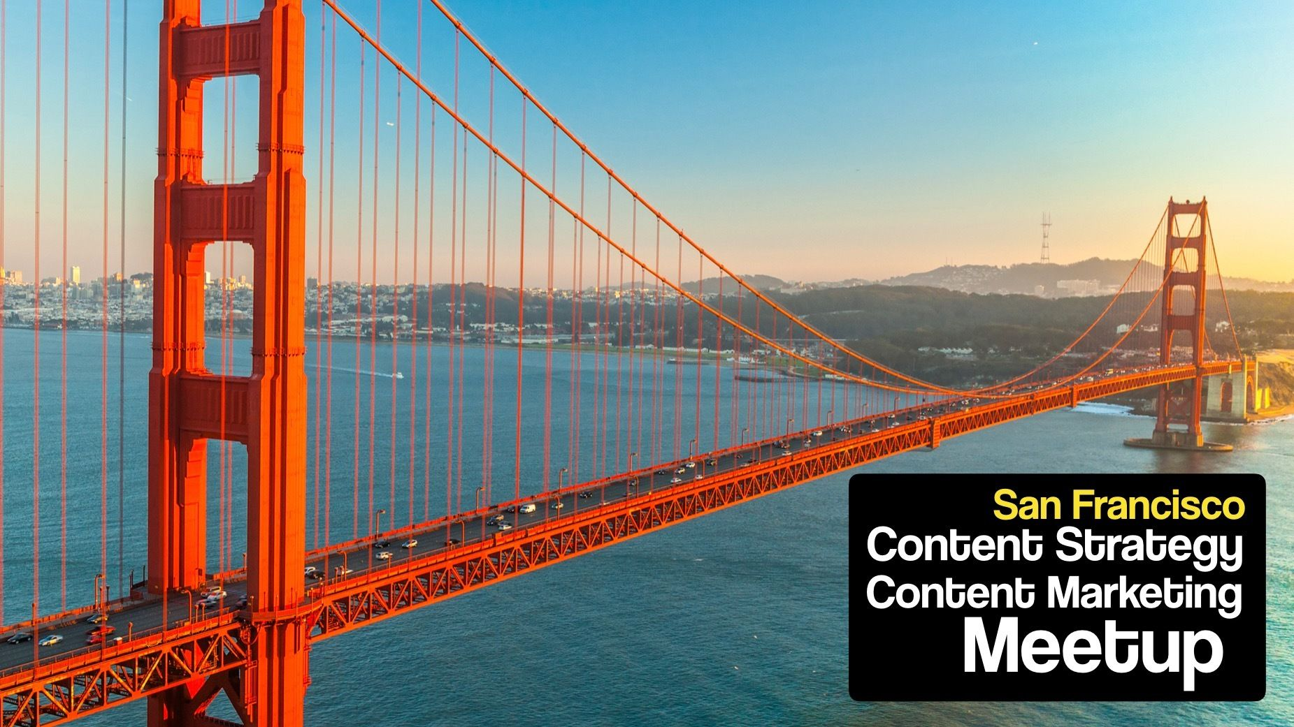 San Francisco Content Strategy/Content Marketing Pros