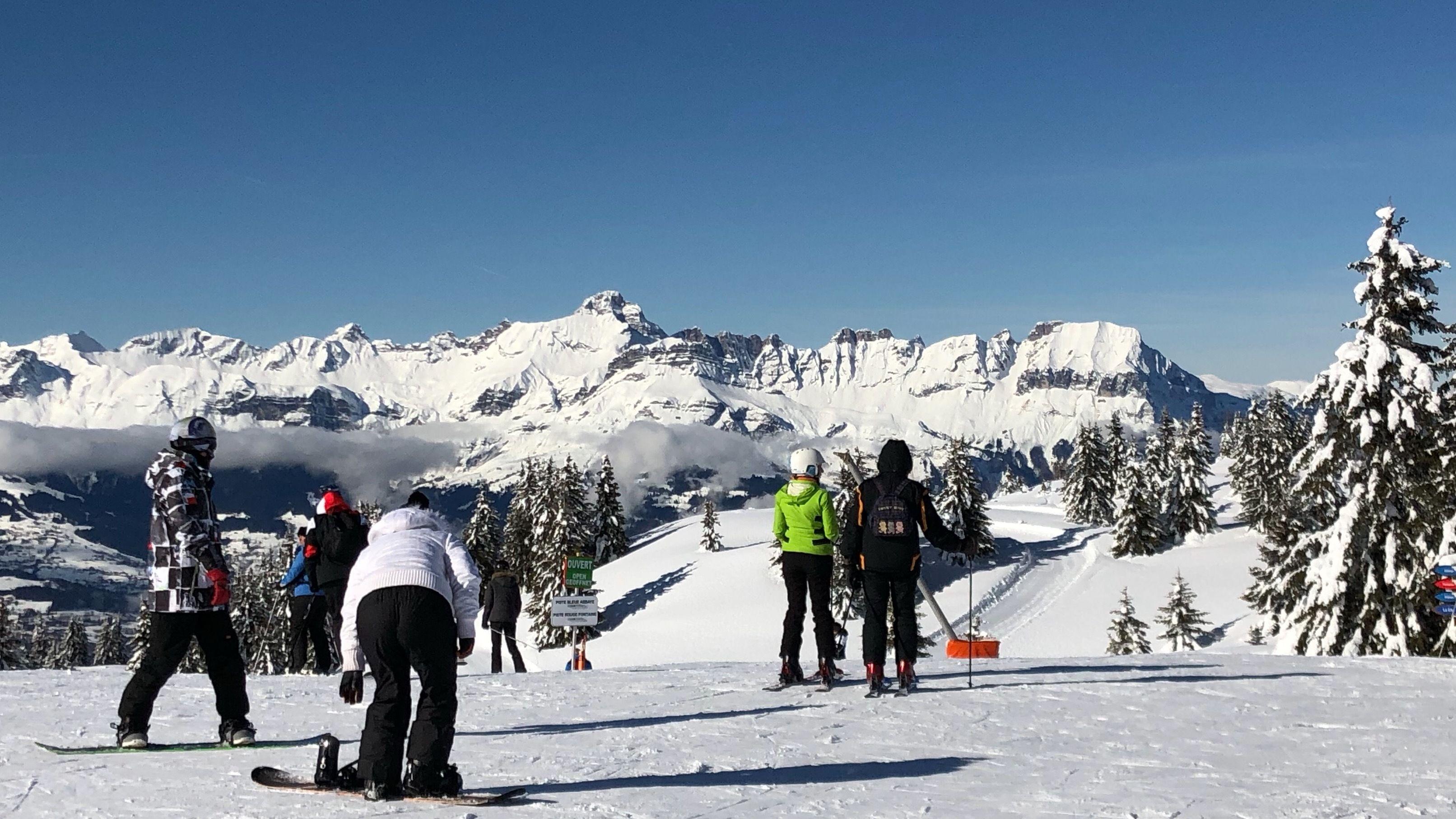 New Haven Ski Club