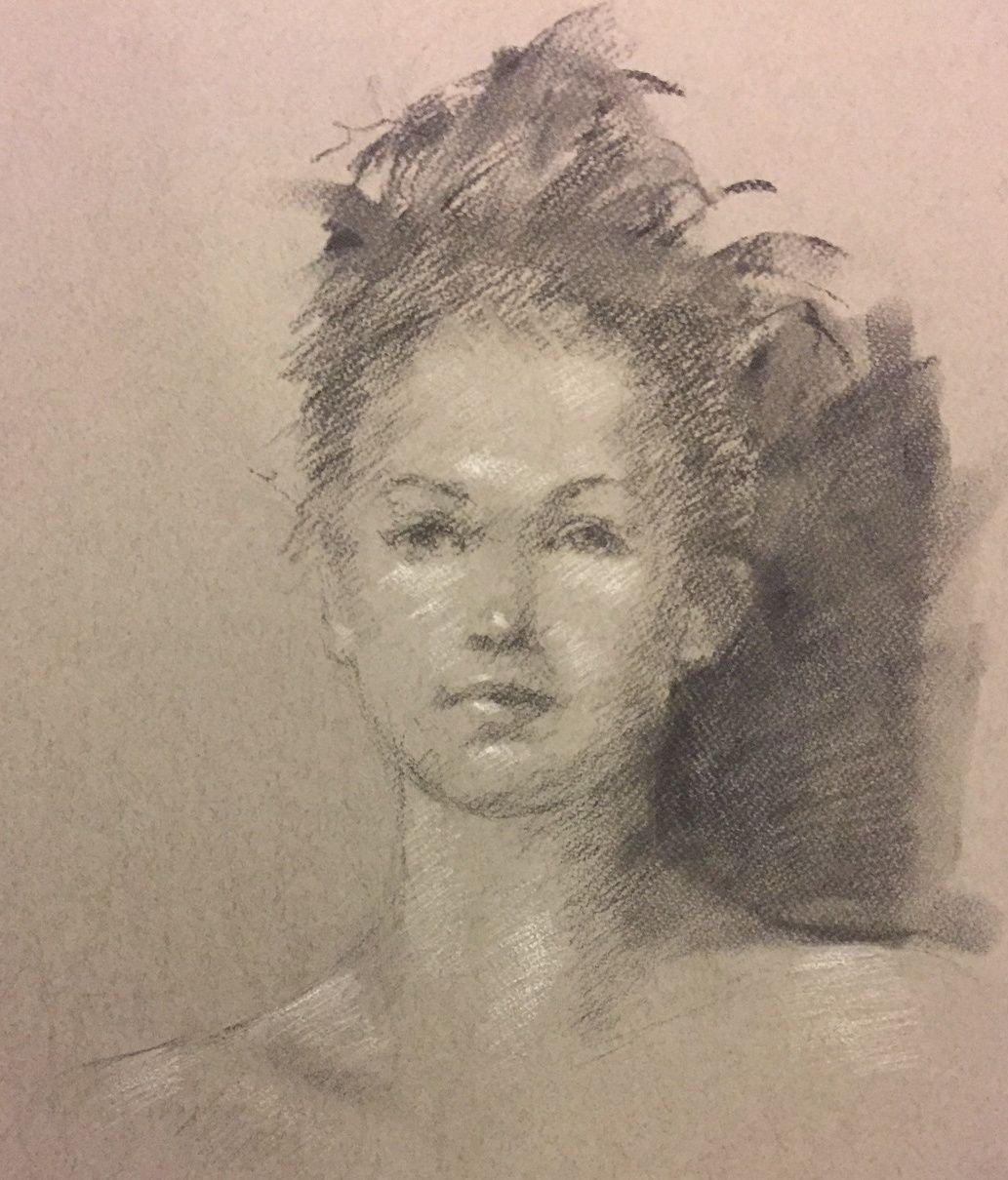 Tuesday Afternoon Life Drawing Group – Santa Fe