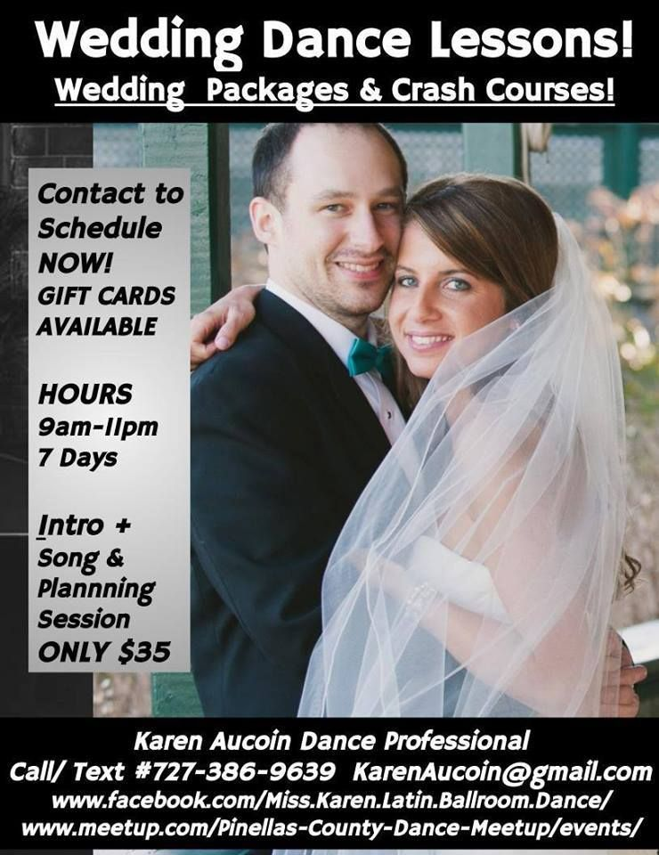 Introductory Wedding Dance Lesson
