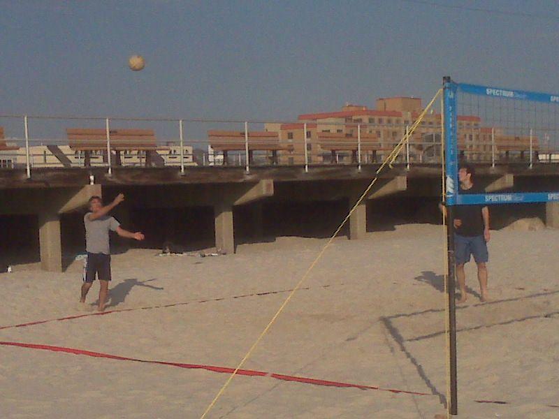 NYC Beach Volleyball
