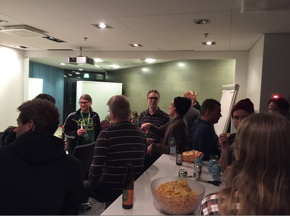HelsinkiOS - Mac and iOS Developers