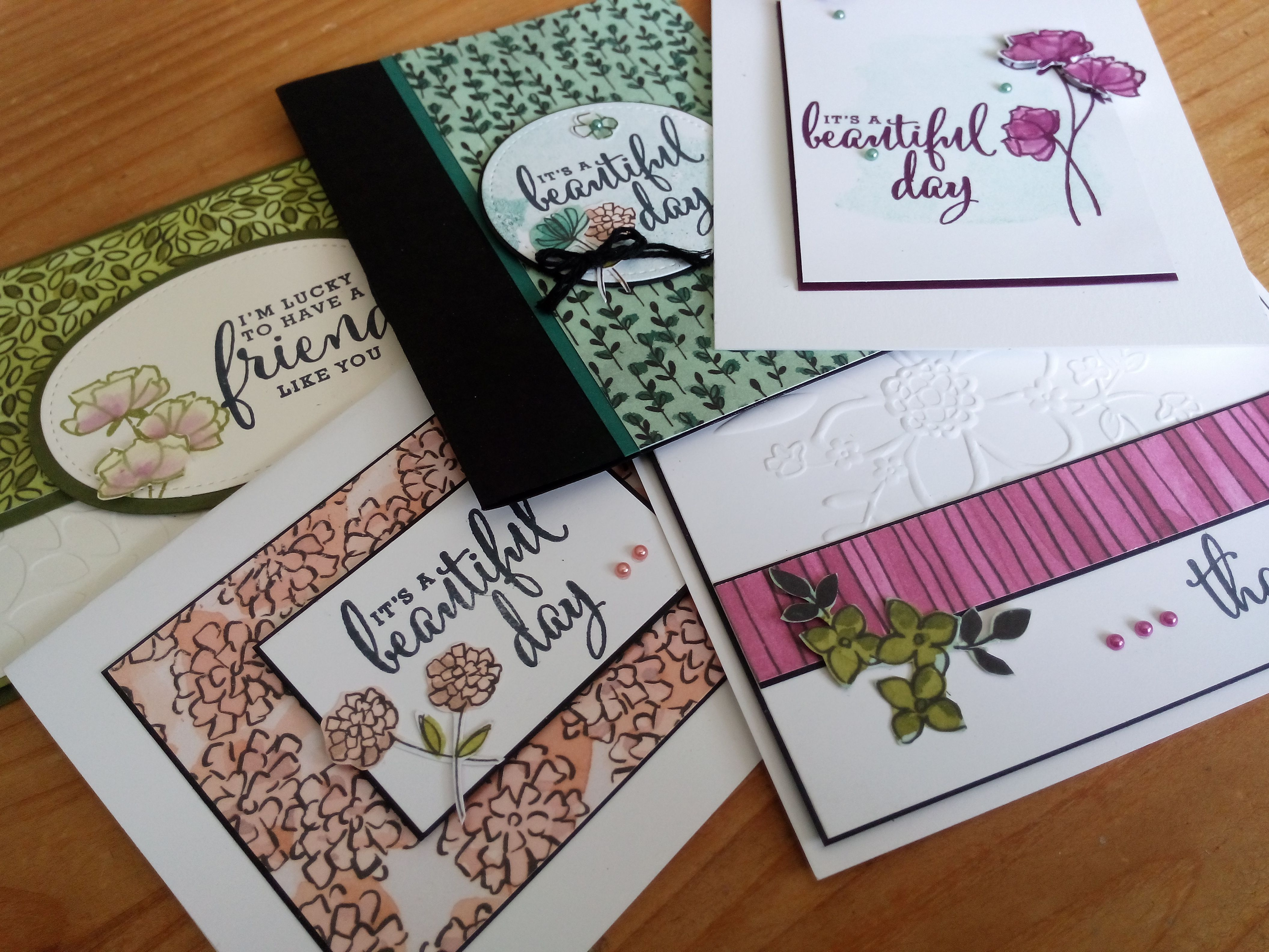 Stampin' Up! North Delta (Card Making & Packaging Classes)