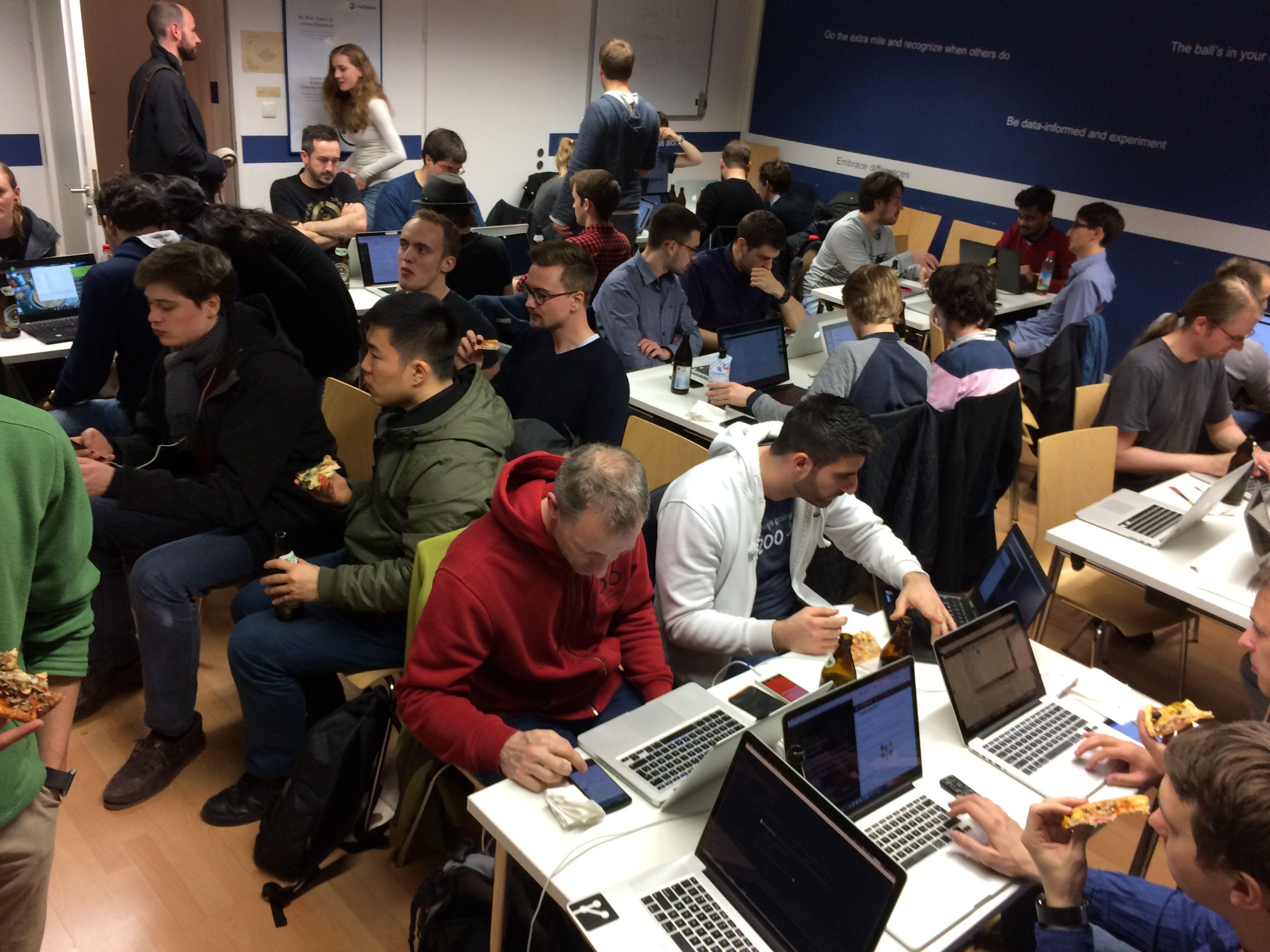 JavaScript Coding Nights Munich