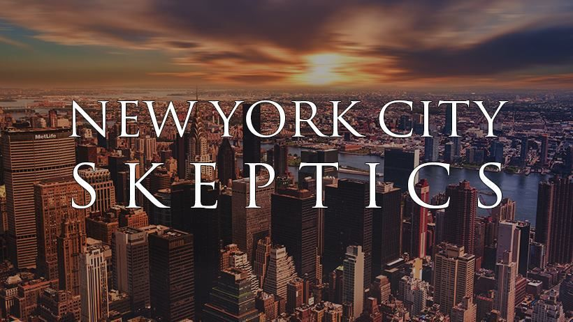 The New York City Skeptics Meetup Group