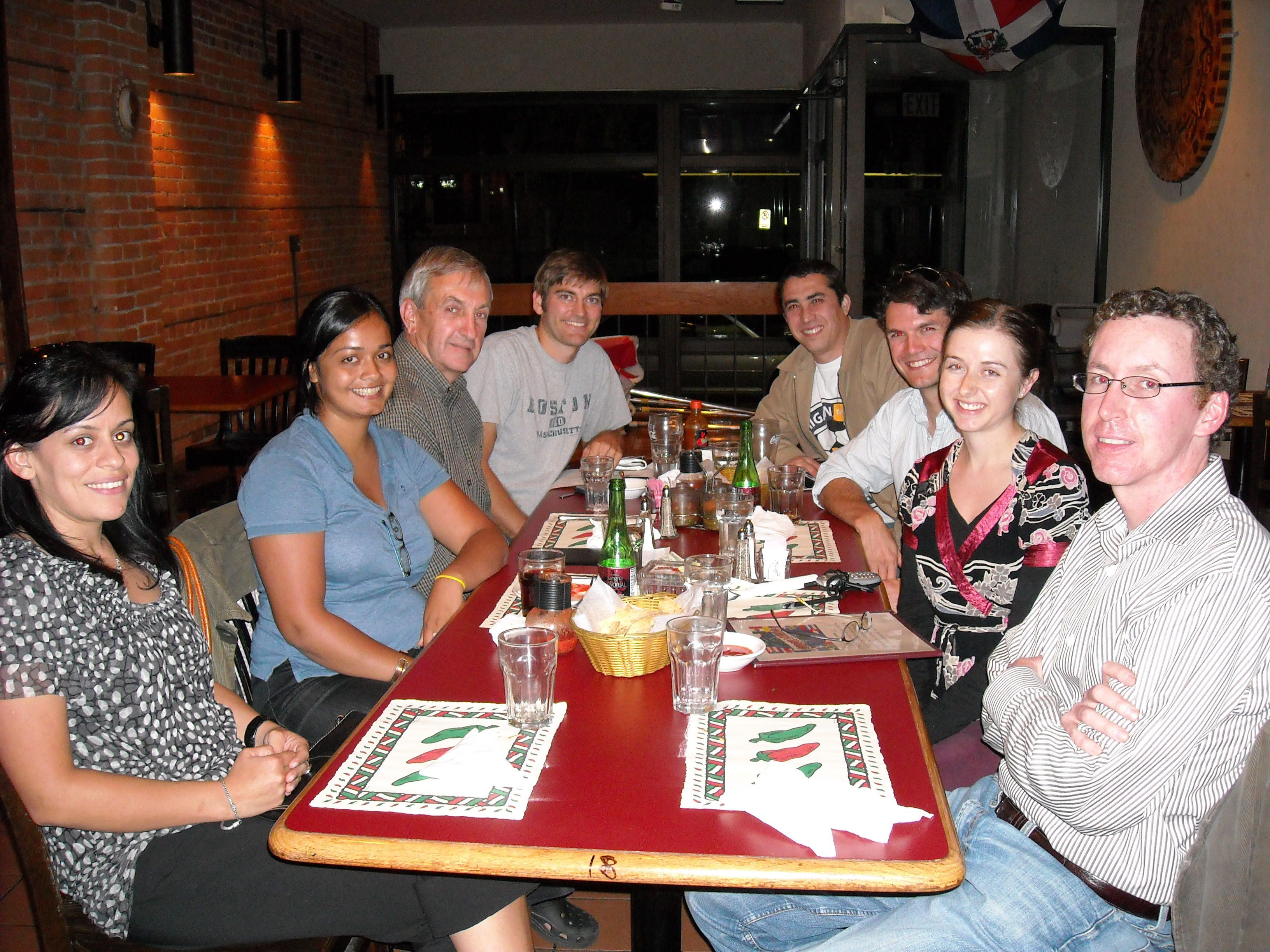 The Ann Arbor Spanish Language Meetup Group