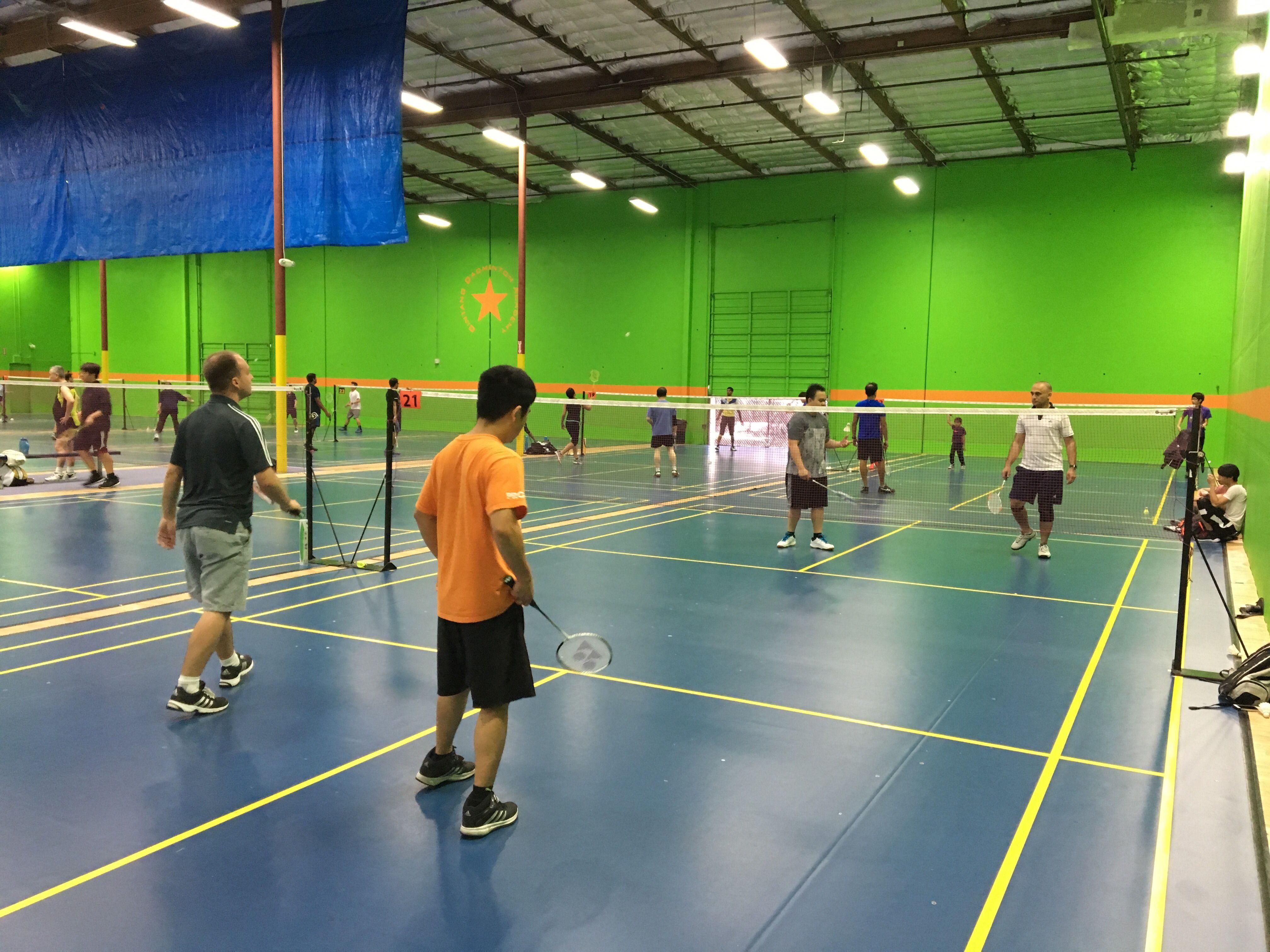 Bay Area Badminton Meetup