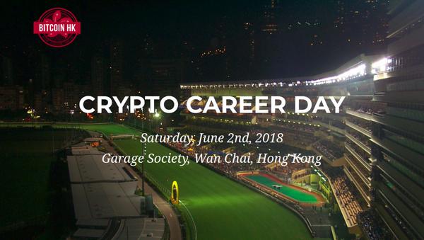 Crypto Career Day (xpost w/ Bitcoin Association of HK)   Meetup