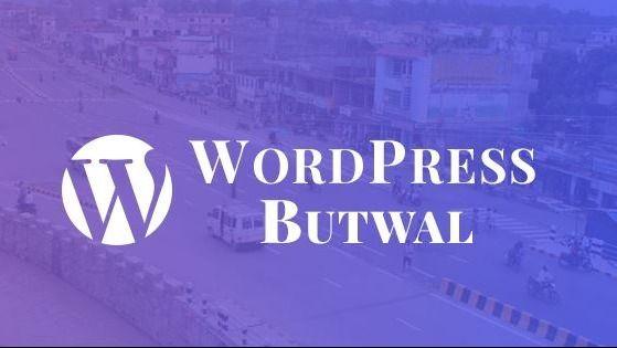 Butwal WordPress Meetup
