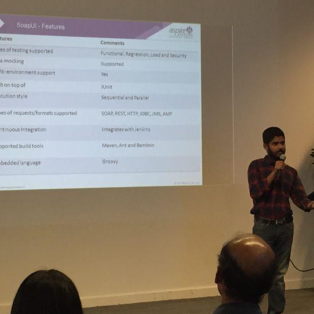 Open Source Load Testing Automation - JMeter, Gatling & Taurus | Meetup