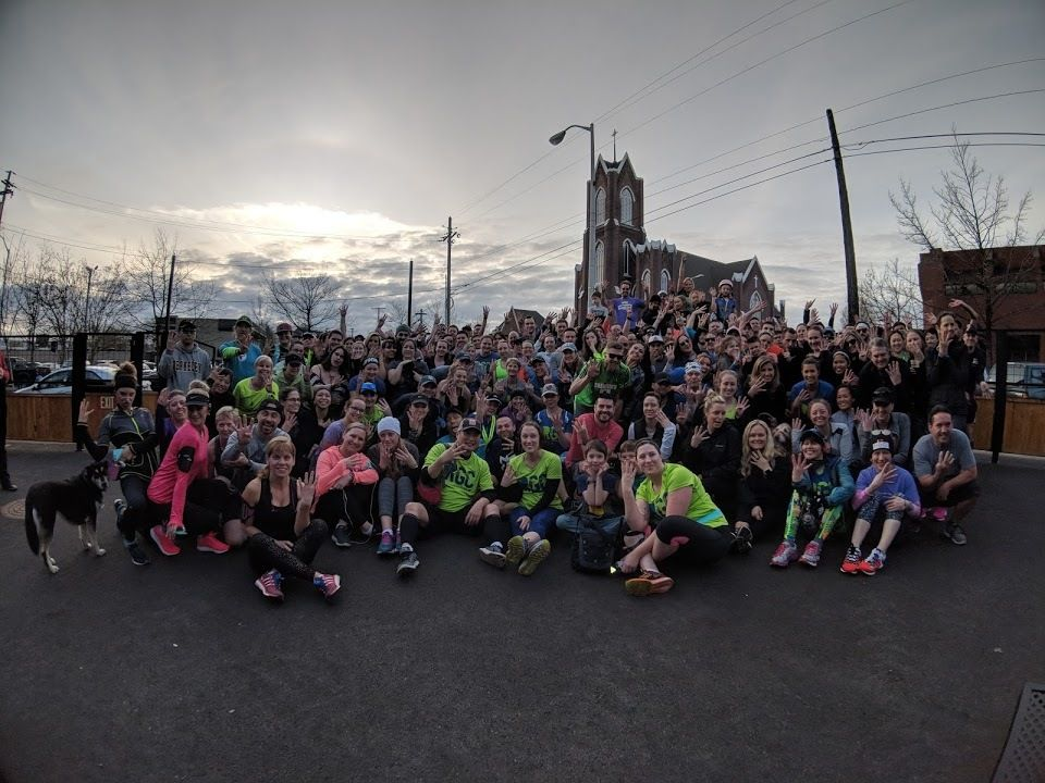 Vancouver Run, Grub and Chug Club!