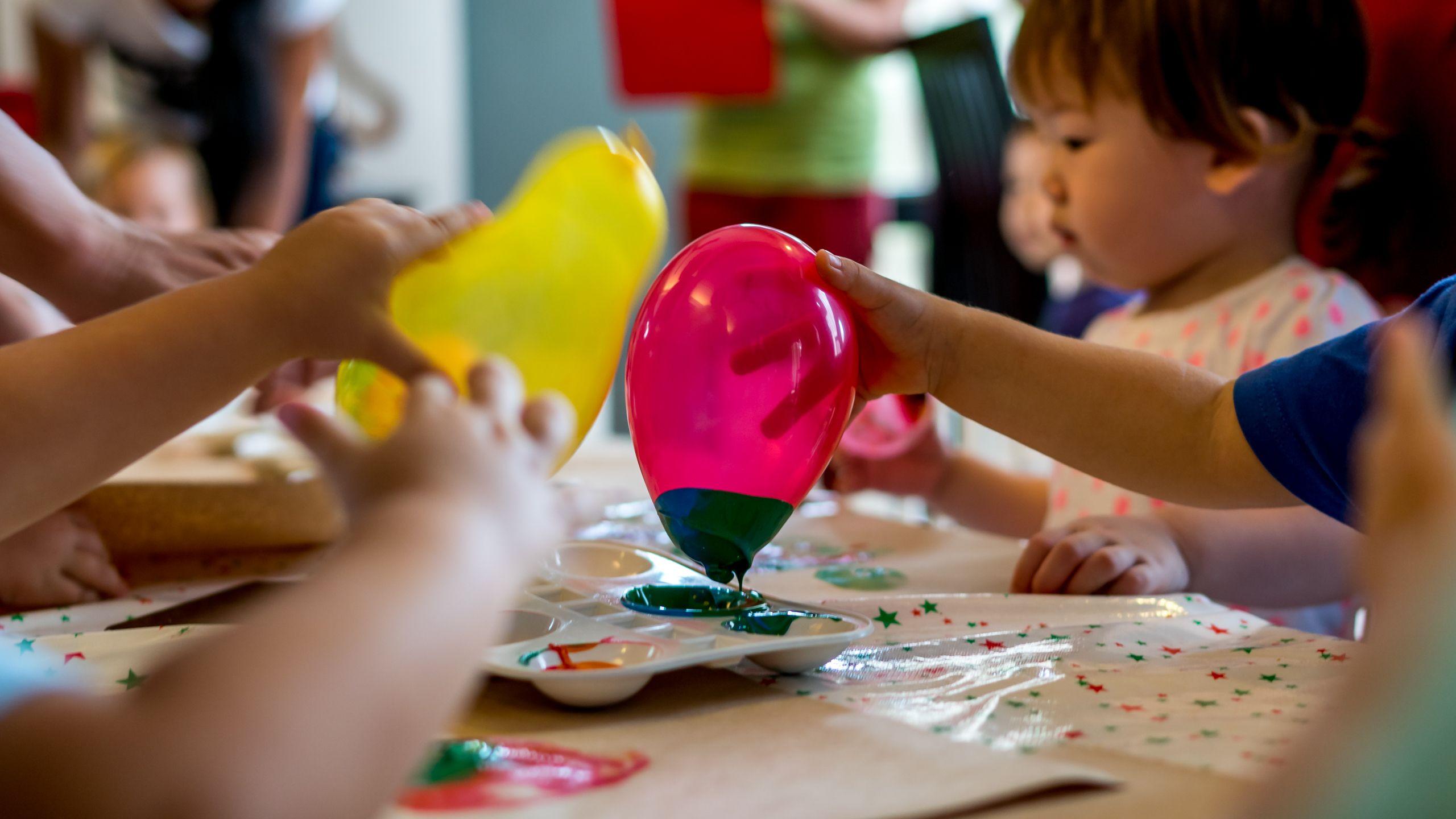 Parent and Toddler Playgroup Thursdays 9:30-1